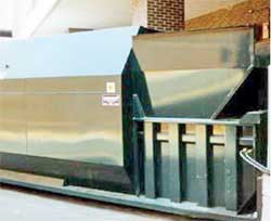 Self Contained Compactors, Medium to High Volume Applications