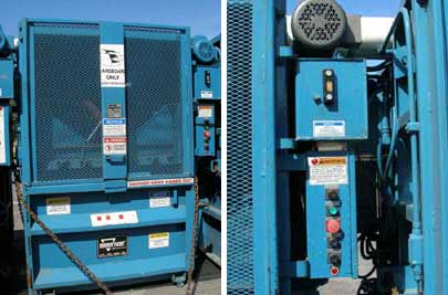 Industrial & Commercial, Re-Conditioned or 'as is' mid-volumes stock room balers for sale or rent