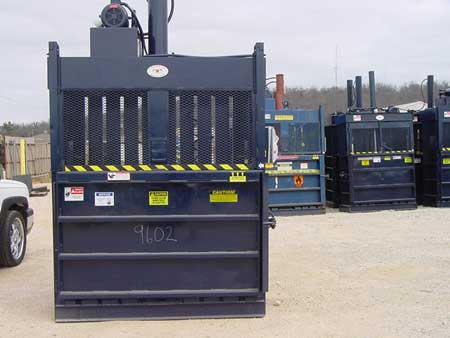 Industrial & Commercial Re-Conditioned, Standard 60/30 Balers for Sale or Rent